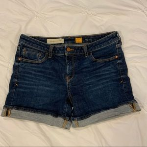 🌞 Pilcro and the Letterpress jean shorts | 28